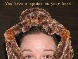 Spiderhead by BobbieBerendson