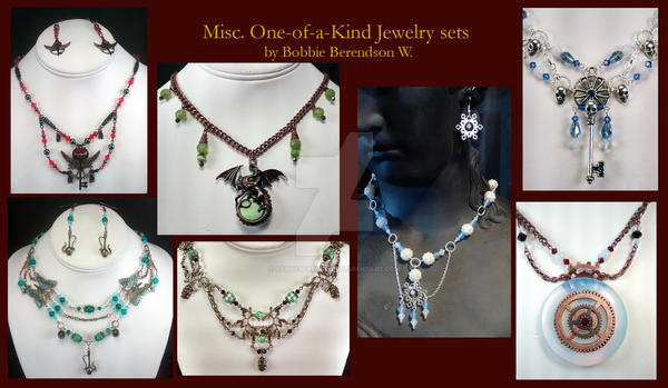 More jewelry samples by BobbieBerendson