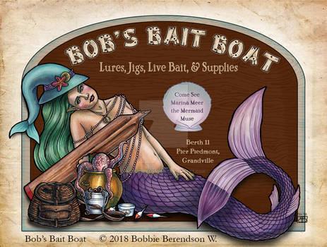 Bobs Bait Boat
