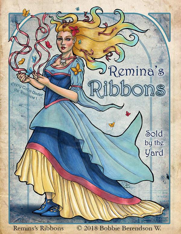 Reminas Ribbons by BobbieBerendson