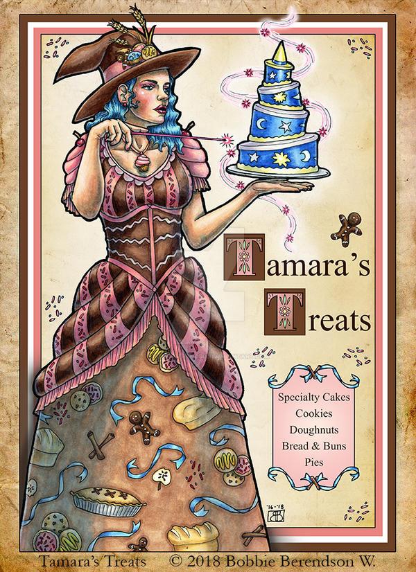Tamaras Bakery by BobbieBerendson