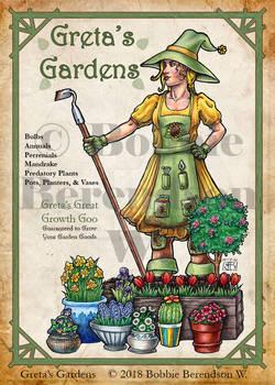 Gretas Gardens
