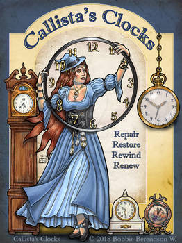 Callistas Clock Repair