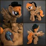 Fallout Equestria - Calamity plush 12 inches