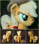 Plushie Applejack 10 inches for sale