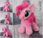 Plushie chibi Pinkie Pie 8 inches