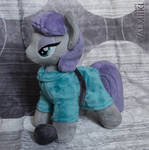 Plush Maud Pie with Boulder