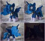 Plushie Princess Luna 11 inches