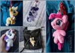 Tiny Pony Pendant