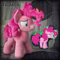Appleshaggy Pinkie Pie by Valmiiki