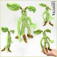 Bowtruckle Plush Toy by Valmiiki