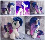Pony chibi OC 8 inch