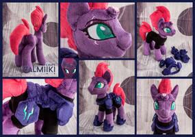 Tempest Shadow aka Fizzlepop Berrytwist by Valmiiki