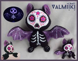 Bat Calavera by Valmiiki