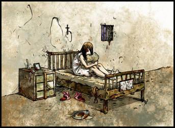 Sanitarium two by X-AEL