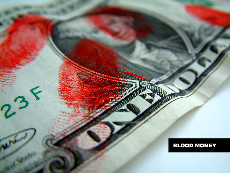 Blood Money by ngbates
