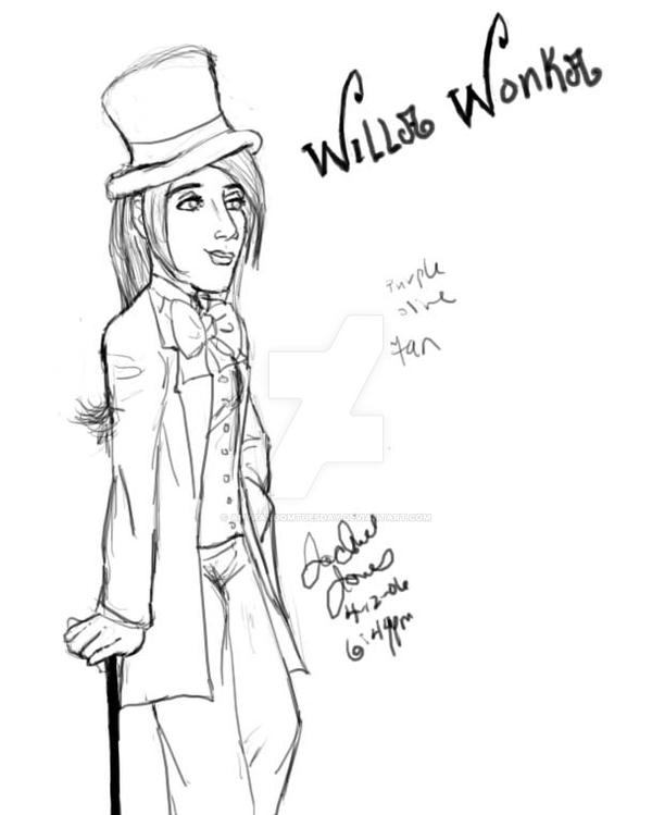 with gene wilder willy wonka chocolate factory page