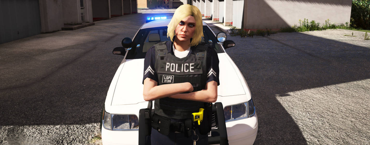 Evelyn Broughton LSPD version