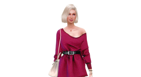 Evelyn - The Sims 4