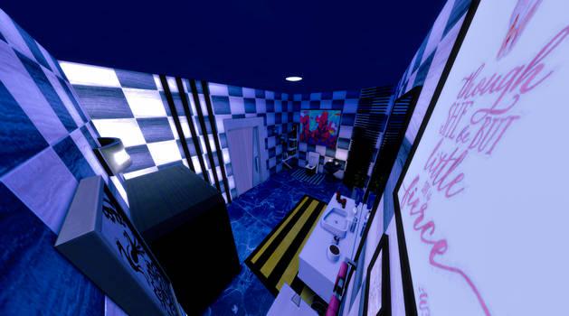 Guest Bathroom - The Sims 4