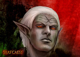 Saas'caess by Lysandr-a