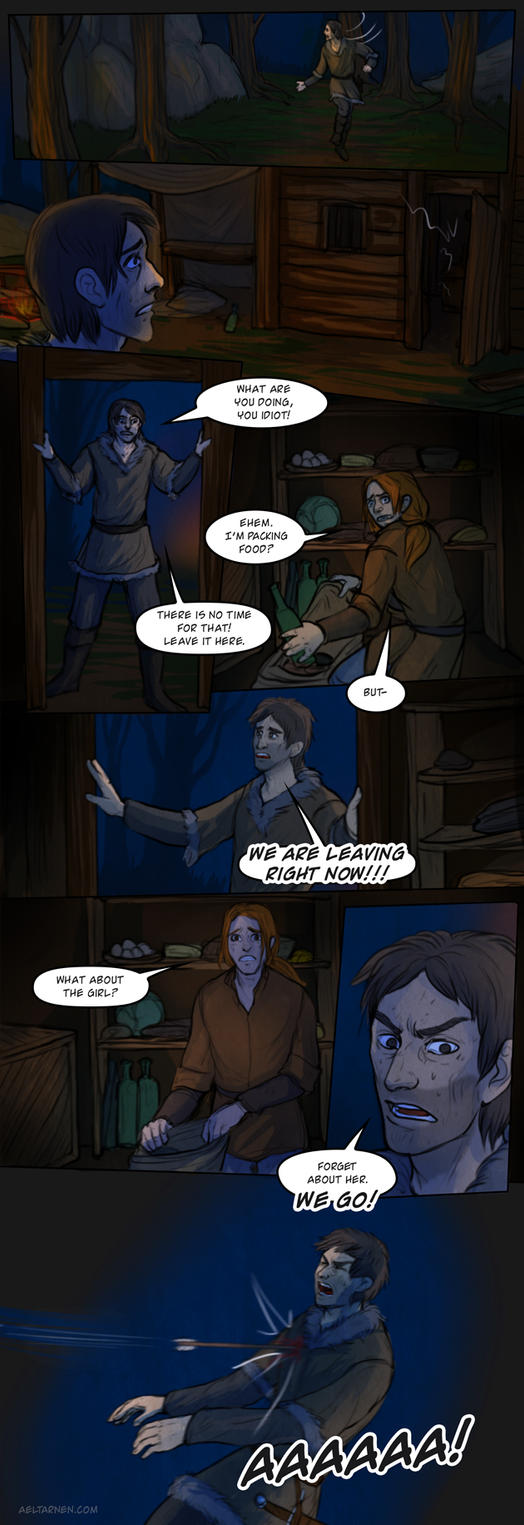 Bandits: page 22 by Lysandr-a