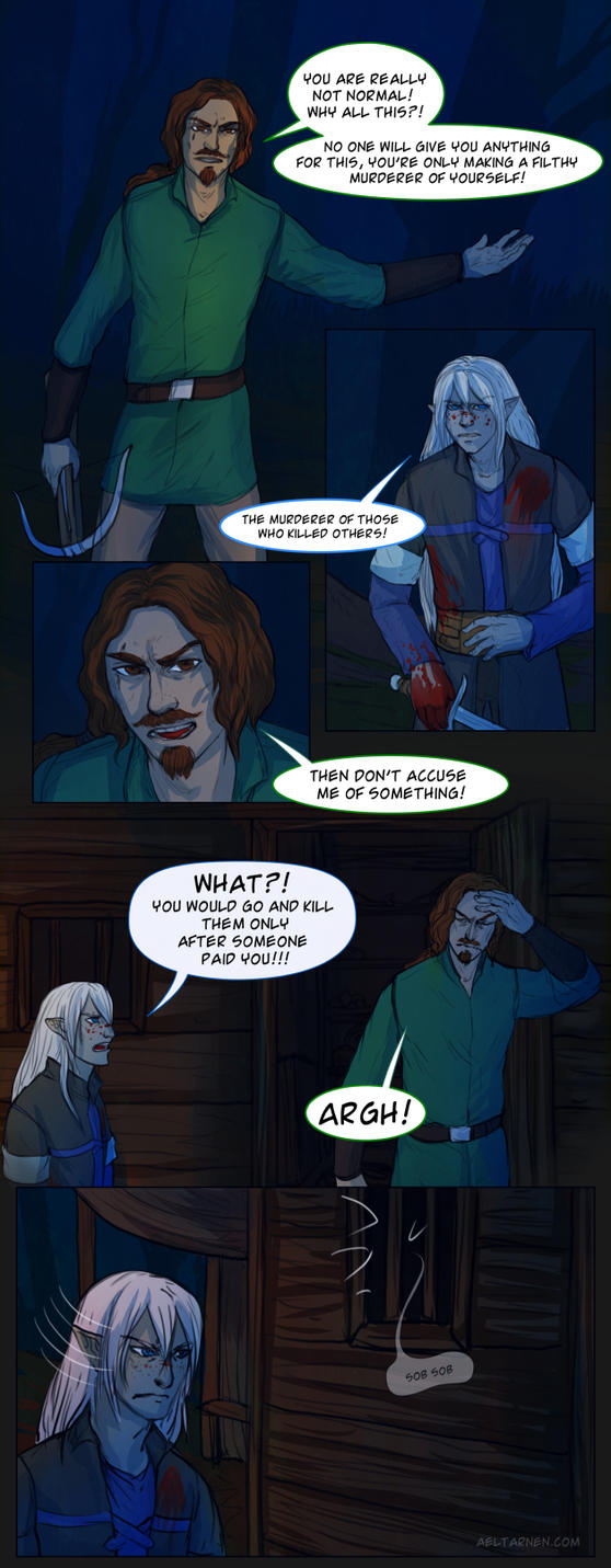 Bandits: page 24 by Lysandr-a