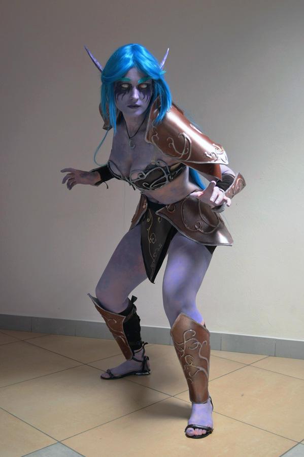 Tyrande (Warcraft) by Ishmael-Raido
