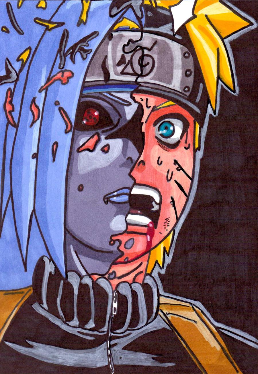 Naruto Genjutsu by frecklesmile