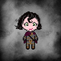 Chibi Cassandra - Armor