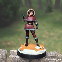 Cassandra - Winter Outfit