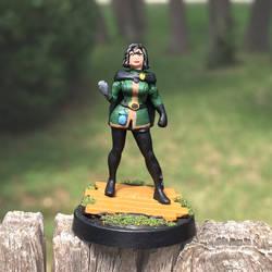 Cassandra - Ranger Outfit