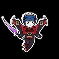 Chibi Windblade (Combiner Hunter)