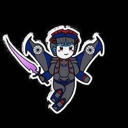 Chibi Windblade (Titan Force)