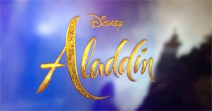 Aladdin live action 2019 POSTER by valentinfrench