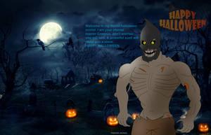 Happy Halloween guys'