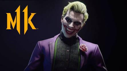 Joker like character guest in mortal kombat 11