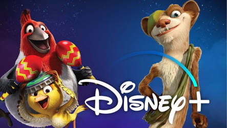 Buck's Ice Age Spinoff Coming To Disney