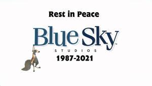 Blue Sky Studios RIP