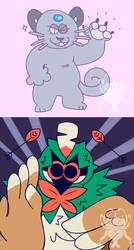 Good Pokemons by isopedia