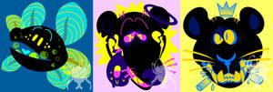 RAVE ANIMALS V2: PARTY KINGDOM