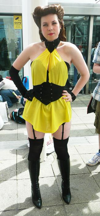 Silk Spectre by Hypnic-Jerk ...  sc 1 st  DeviantArt & Silk Spectre by Hypnic-Jerk on DeviantArt