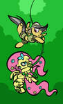 Daring Do and the Rainforest Monarch