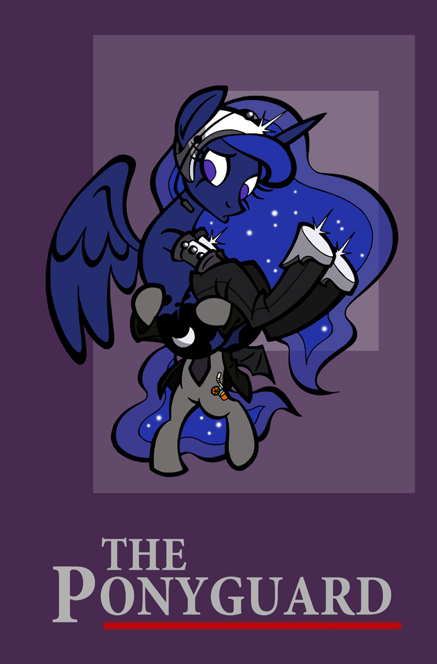 The Ponyguard by toonbat
