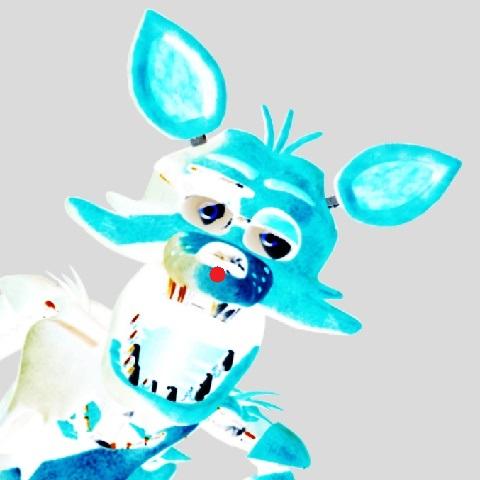 fnaf illusion dot foxy deviantart