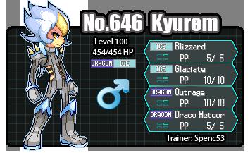 Kyurem ID by Spenc53