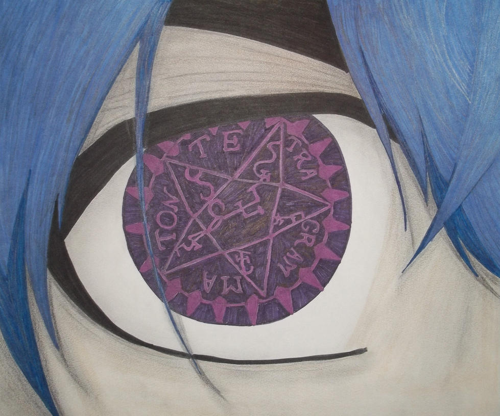 Ciel's Eye by KellyEv5