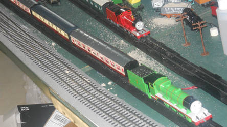 Henry and James