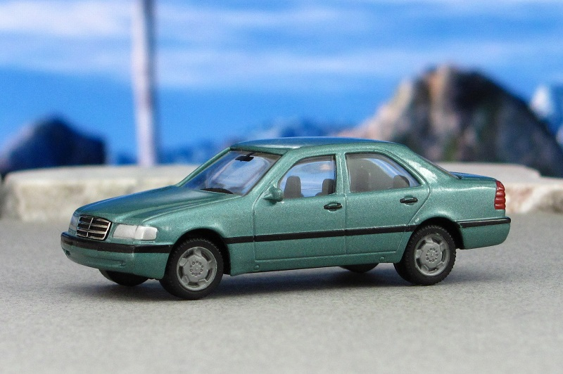Car of the day february 24 2016 for 1994 mercedes benz c220
