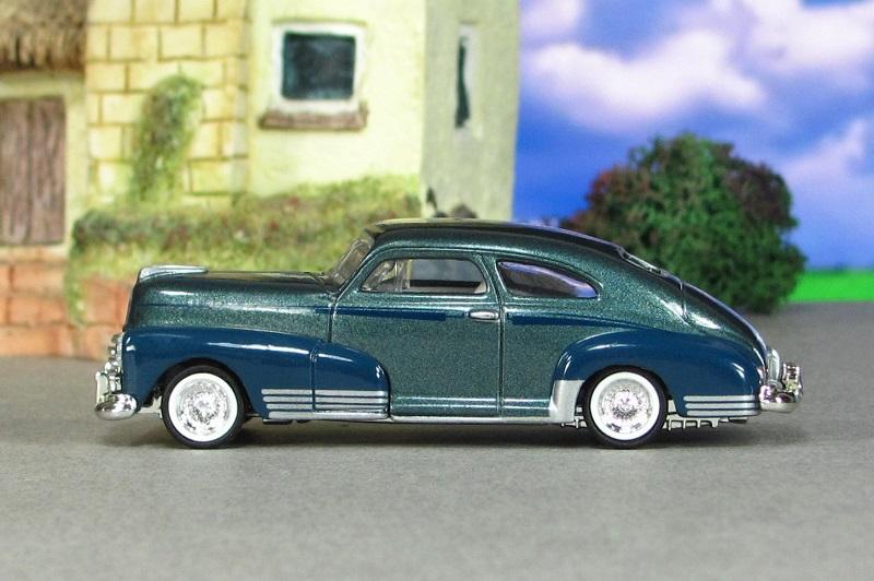 Car of the day july 31 2016 for 1947 chevy fleetline 4 door
